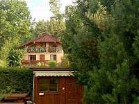 Chata JUHA Bechyňsko - Lužnice - chata k pronájmu - 6
