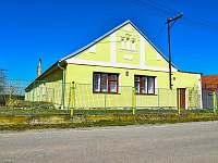 ubytování Horní Slověnice na chalupě k pronájmu