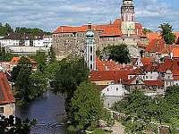 okolí - Český Krumlov