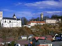 okolí - hrad Rožmberk nad Vltavou
