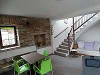 Samos.objekt galerie - pronájem chalupy Sedlo u Číměře