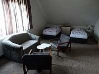 Samos. objekt pokoj č.3 - chalupa k pronájmu Sedlo u Číměře