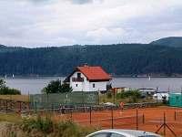 Apartmán na horách - okolí Kozárovic