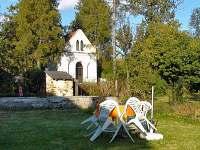Kaple - chalupa k pronajmutí Staré Hobzí