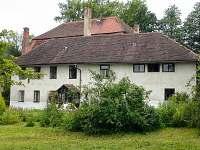 ubytování Staré Hobzí Chalupa k pronajmutí