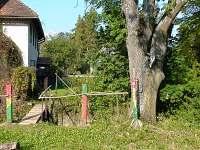 Prostor za mlýnicí