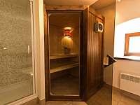 Sauna - pronájem chalupy Blažejov - Oldřiš