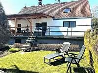 ubytování na Jindřichohradecku Chalupa k pronájmu - Kondrač