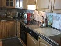 kuchyně - chalupa ubytování Kondrač
