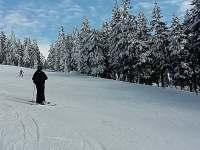 lyžařská střediska jsou nedaleko - Kájov - Kladné