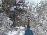 Na procházku i v zimě - Kájov - Kladné