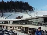 Skiareál Hochficht cca 1 hodinu cesty - Kájov - Kladné