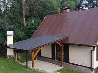 Chata U Dyje - ubytování Vnorovice