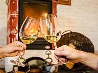 pohoda s vínem - chalupa k pronájmu České Chalupy
