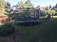 Přdali jsme trampolínu - Zběšice