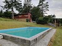 Chata k pronájmu - dovolená Bazén Strakonice rekreace Louka