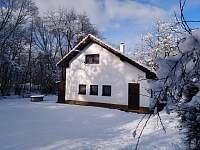 Možnost pronájmu i v zimě Koloděje nad Lužnicí