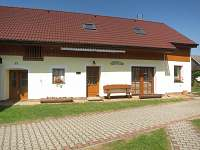 Apartmán na horách - okolí Soběslavi