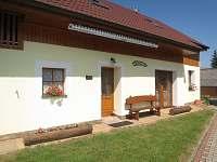 Apartmán na horách - okolí Myslkovic