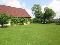 Klidová zóna na zahradě