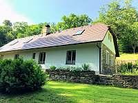 Chalupa ubytování v obci Drhovice