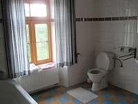 koupelna 1 - chalupa k pronájmu Koloděje nad Lužnicí