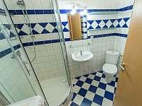 Riviéra 5053 koupelna - apartmán k pronajmutí Lipno nad Vltavou