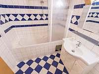Riviera 5054 koupelna - pronájem apartmánu Lipno nad Vltavou