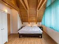 Riviera 5054 ložnice - apartmán ubytování Lipno nad Vltavou