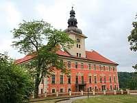 Zámek Bechyně - chata k pronajmutí Hlavatce
