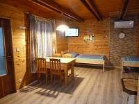 Chata u Lužnice - srub ubytování Bečice - 2