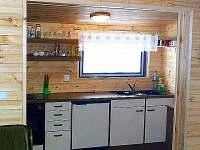 Chata u Lužnice - srub ubytování Bečice - 5