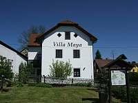 ubytování na Prachaticku Vila na horách - Horní Planá