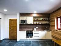Kuchyně č.1 v patře