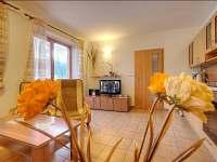 obývací pokoj Promenáda - apartmán k pronajmutí Lipno nad Vltavou