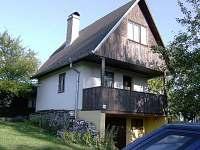 Chata k pronajmutí - okolí Borkovic