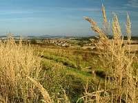 pohled na vesnici
