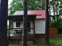 Chata Kulveita - ubytování Planá nad Lužnicí