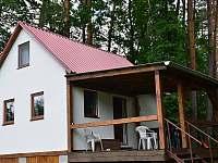 Chata Kulveitka - ubytování Planá nad Lužnicí