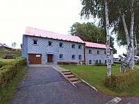 Dolní Vltavice ubytování 29 lidí  ubytování