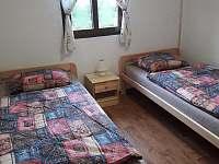 ložnice v patře - 2 lůžka - Planá nad Lužnicí - Soukeník