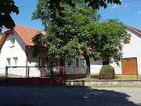 Levné ubytování Přehrada Kamýk Chalupa k pronájmu - Předbořice