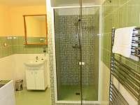 koupelna - pronájem chalupy Dolní Pěna