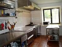 kuchyně - Dolní Pěna