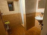 koupelna - pronájem apartmánu Heřmaň