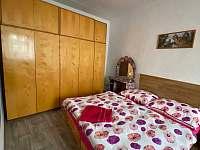 ložnice - apartmán ubytování Heřmaň