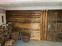 bývalá garáž - Nahořany