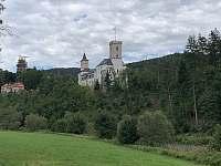 Hrad Rožmberk 18 km - Nahořany