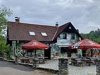 restaurace 2, 180 m - Nahořany