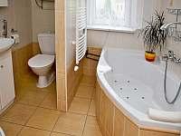 Koupelna - rekreační dům k pronájmu Matějovec